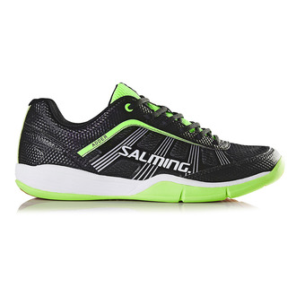 Zapatillas indoor hombre ADDER negro/verde
