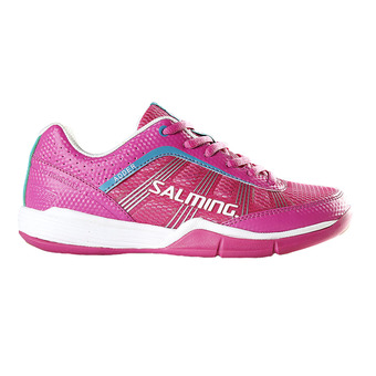 Salming ADDER - Zapatillas indoor mujer rosa