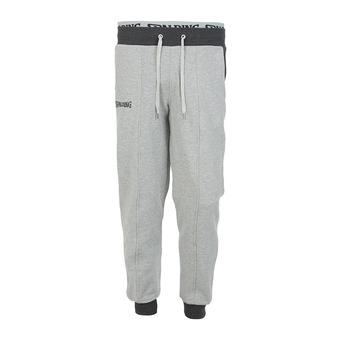 Pantalon jogging homme STREET gris chiné/anthracite chi