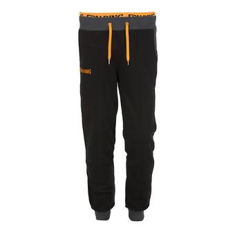 Pantalon jogging homme STREET noir/anthracite chiné