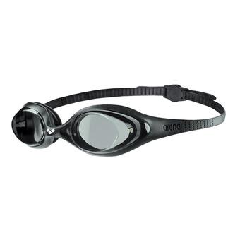 Lunettes de natation SPIDER smoke black/black