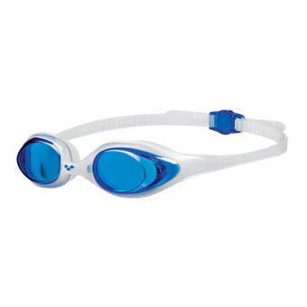 Arena SPIDER - Swimming Goggles - blue clear/clear