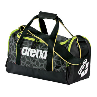 Sac de sport 25L SPIKY 2 SMALL black/fluo green