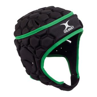 Casco de protección hombre FALCON 200 negro/verde