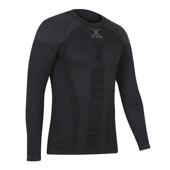 Gilbert COMPRESSION - Camiseta térmica hombre black