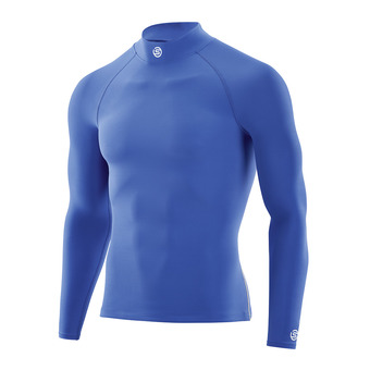 Maillot ML homme DNAMIC TEAM THERMAL royal blue