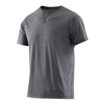Camiseta hombre ACTIVEWEAR AVATAR black/marle