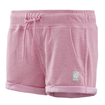 ACTIVEWEAR Output Sport Womens Short 2 Inch Flamingo/Marle
