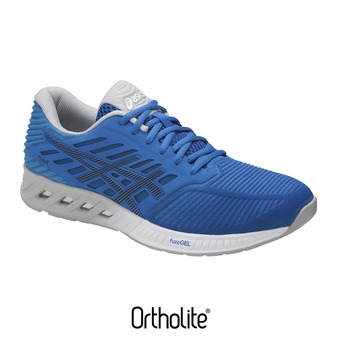 Chaussures running homme FUZEX directoire blue/peacoat/m111 grey
