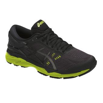 Zapatillas de running hombre GEL-KAYANO 24 black/green gecko/phantom