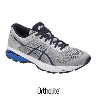 Zapatillas de running hombre GT-1000 6 m111 grey/peacoat/directoire blue