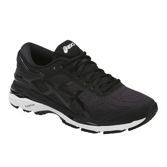 Zapatillas de running mujer GEL-KAYANO 24 black/phantom/white