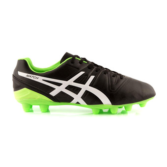 Crampons moulés MATCH CS black/flash green