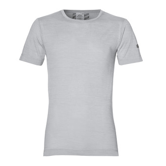 Camiseta hombre HEATHER ash grey heather