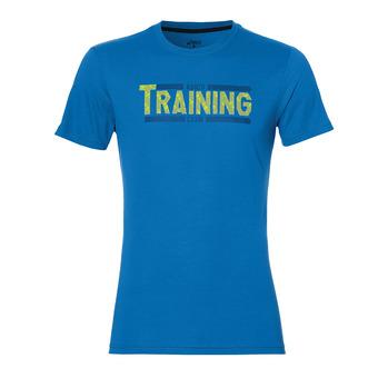 Camiseta hombre GRAPHIC directoire blue