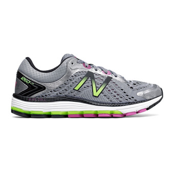 Chaussures running femme 1260 V7 dark grey/purple