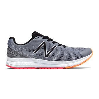 Chaussures running femme RUSH V3 grey/black