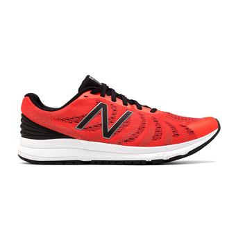 Zapatillas running hombre RUSH V3 energy/red
