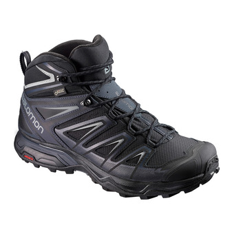 Salomon X ULTRA 3 GTX - Hiking Shoes - Men's - black/india ink