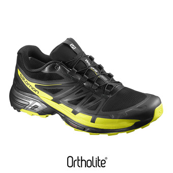 Chaussures de trail homme WINGS PRO 2 black/sulphur sp
