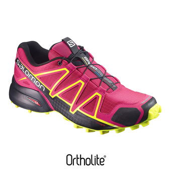 Zapatillas de trail mujer  SPEEDCROSS 4 virtual pink/black/spring