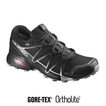 Salomon SPEEDCROSS VARIO 2 GTX - Zapatillas de trail hombre phantom/black