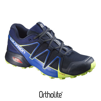 Salomon SPEEDCROSS VARIO 2 - Chaussures trail Homme navy blaze/nautical blue