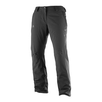 Pantalón de esquí mujer ICEMANIA black