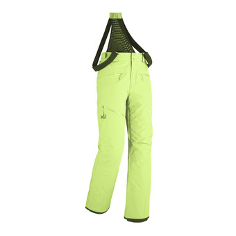 Pantalon à bretelles homme BULLIT II acid green