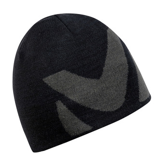 Millet LOGO - Bonnet noir/tarmac