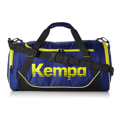 Bolsa de deporte SPORTS BAG 50L azul profundo negro amarillo - Private  Sport Shop cf70abaa59219