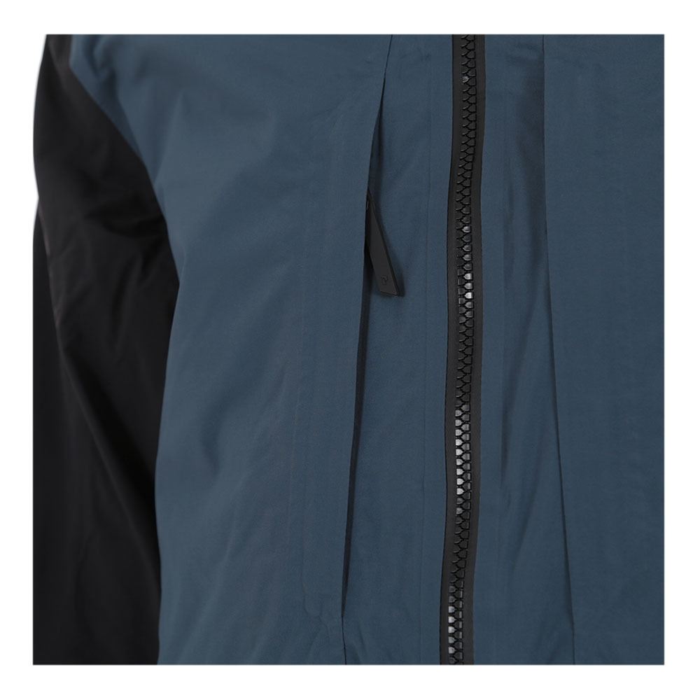 Private Capuche Tex® 2l Teton Shop Homme Blue Gore Veste Sport À Steel wqxTg5pAz