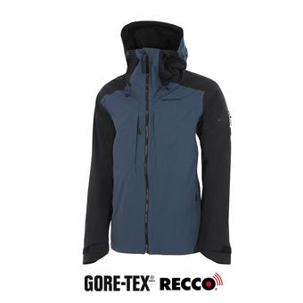 Veste à capuche Gore-Tex® homme TETON 2L blue steel