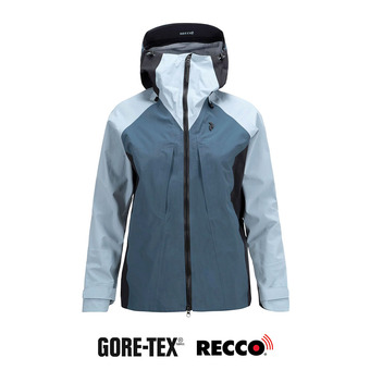 Chaqueta Gore-Tex® mujer TETON dustier blue
