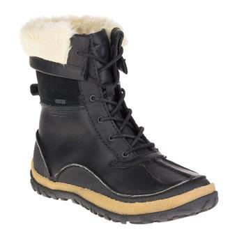 Merrell TREMBLANT MID POLAR WP - Zapatillas de senderismo mujer black