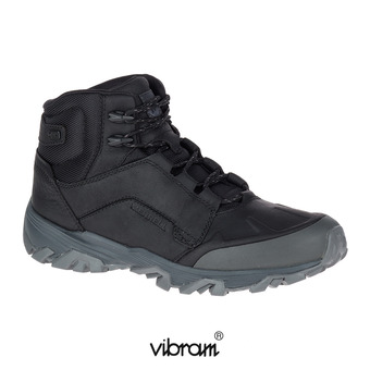 Zapatillas COLDPACK ICE + MID WTPF black