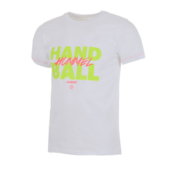 Tee-shirt MC homme GRAF white/safety yellow/diva pink