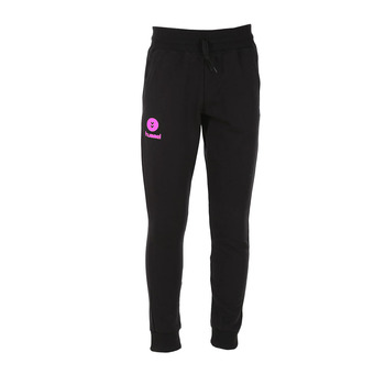 Pantalon jogging femme FIT black/pink