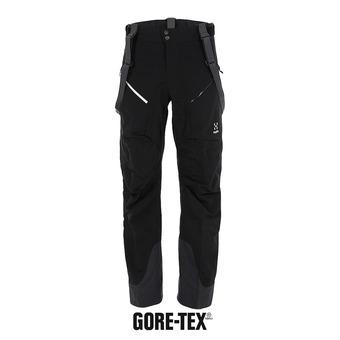 Haglofs CHUTE III GTX - Pantalón de esquí hombre true black