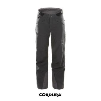 Pantalon de ski femme LINE true black