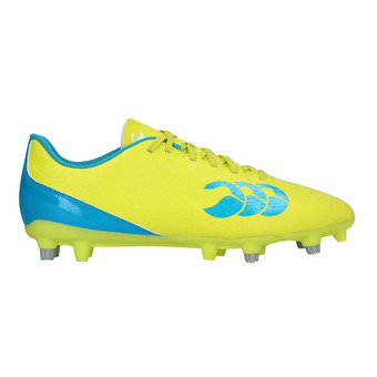 Canterbury SPEED 2.0 FG - Crampons rugby Homme sulpher spring