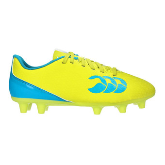 Chaussures rugby homme SPEED 2.0 FG sulpher spring