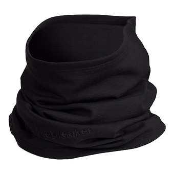 Icebreaker FLEXI CHUTE - Neck Warmer - black