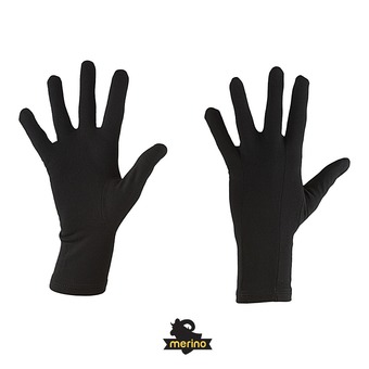 Icebreaker OASIS LINERS - Guantes interiores black