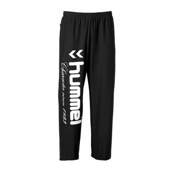 Hummel UH - Pantaloni tuta Uomo nero bianco