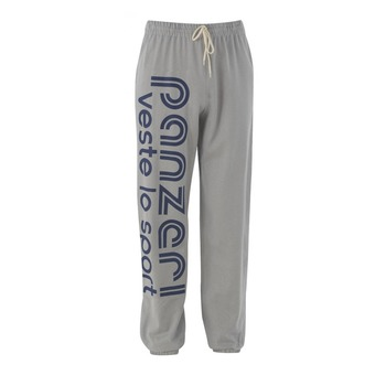 Pantalón de chándal UNI H gris claro/marino