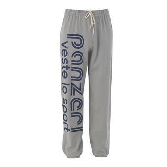 Panzeri UNI H - Pantaloni tuta grigio chiaro/blu mare