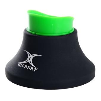 Tee TELESCOPIQUE negro/verde