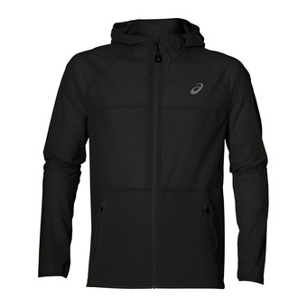 Asics PERFORMANCE - Chaqueta hombre performance black