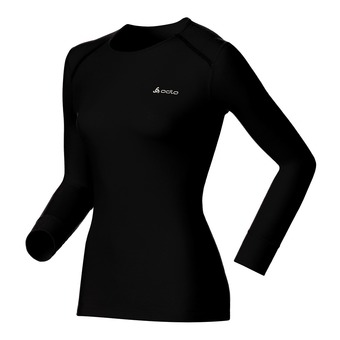 Camiseta térmica mujer ACTIVE ORIGINALS WARM black